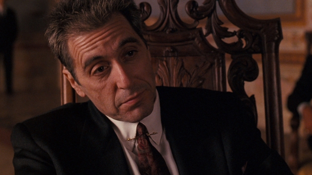 Question: How much free time do we really have? Answer: The Godfather: Part III.